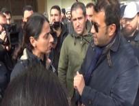 FELEKNAS UCA - Siirt'te yürüyüş gerginliği