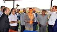 MİLLETVEKİLLİĞİ - AK Parti'li Erdem Serçinli Vatandaşlarla Bir Araya Geldi