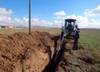 KANSEROJEN MADDE - Aslanapa'da İçme Suyu İsale Hattı Yenileniyor