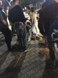 MOTOSİKLET SÜRÜCÜSÜ - Bartın'da Motosiklet Cipe Çarptı Açıklaması 1 Yaralı