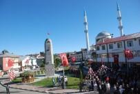 MECLIS BAŞKANı - Başçiftlik'te '15 Temmuz Şehitler Meydanı' Törenle Açıldı