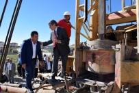 ŞIRINEVLER - Başkan Çibik Açıklaması 'Yeni Jeotermal Sıcak Su Sondaj Çalışmasına Başladık'