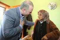 PERİYODİK BAKIM - Başkan Özgökçe'den 'Yaşlılar Günü' Mesajı
