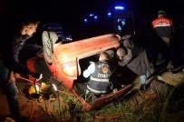 KıRıM - Denizli'de Trafik Kazası Açıklaması 6 Yaralı