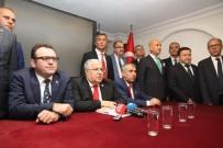 KAMU YARARı - Devlet Eski Bakanı Masum Türker'den Moddy's Eleştirisi Açıklaması
