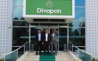 KULÜP BAŞKANI - Federasyon Başkanından Divapan'a Ziyaret