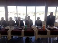MALİ MÜŞAVİR - Gediz OSB Müteşebbis Heyeti 2016 Yılı 3. Dönem Toplantısı Yapıldı