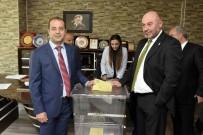 İBRAHIM TAŞDEMIR - Gümüşhane-Bayburt Bölge Barosunda Seçim Yapıldı
