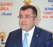 İSLAM ALEMİ - İl Başkanı Keskin; 'Yeni Hicri Yılımız Mübarek Olsun'