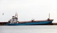 KARGO GEMİSİ - Karaya Oturan Gemi İhaleyle Satılacak