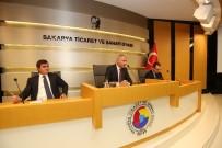 MECLIS BAŞKANı - Komite Üyeleri Müşterek Toplantıda Bir Araya Geldi