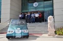 AHMET CENGIZ - NEÜ Elektromobil Yarışlarına İddialı Olarak Hazırlanıyor