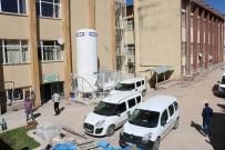 GÜVENLİK GÜÇLERİ - Öldürülen 6 Teröristin Cenazeleri İle İlgili Otopsi İşlemleri Devam Ediyor