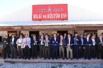 HANEFI MAHÇIÇEK - Onikişubat Belediyesi, 5 Bilgi Ve Kültür Evini Aynı Anda Hizmete Açtı