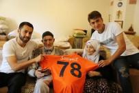 MERYEM ANA - Medipol Başakşehirli Futbolculardan Vefa Örneği
