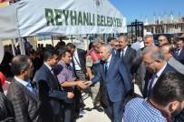SOSYAL DEMOKRAT PARTİ - Reyhanlı'da Ecyel Alhadis Geçici Eğitim Merkezi Törenle Açıldı