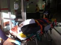 BALıKLıGÖL - Şanlıurfa'da Kaza Açıklaması 5 Yaralı