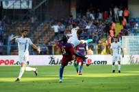 CEYHUN GÜLSELAM - Trabzonspor Farklı Yenildi