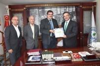 EMRULLAH İŞLER - Weilburg Belediye Başkanı Schick, Kızılcahamam'ı Ziyaret Etti