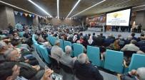 SPOR KOMPLEKSİ - Yıldırım Vizyon Projelerle Şaha Kalkıyor