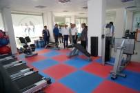 KADIN SAĞLIĞI - AK Parti Genel Başkan Yardımcısı Kaya, Belediyenin Çalışmalarını İnceledi