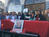 BURHAN KAYATÜRK - AK Partili Başkan Yardımcısı Gözyaşları Arasında Toprağa Verildi