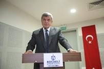 YETENEK YARIŞMASI - Akademi Lise'nin İlk Dersini Başkan Karaosmanoğlu Verdi