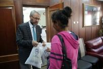 TÜRKÇE ÖĞRETMENI - Akkışla İmam Hatip Ortaokulu Ve Atatürk Ortaokulu Öğrencilerinden İl Müftülüğünü Ziyaret Etti