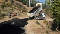 GÖKHAN KARAÇOBAN - Alaşehir Belediyesi Fen İşleri'nden Yoğun Mesai