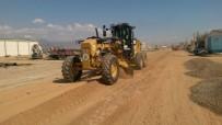 GÖKHAN KARAÇOBAN - Alaşehir'in Yeni Makineleri Çalışmalara Hız Kazandırdı