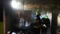 KAMU GÖREVLİLERİ - Anaokulunda Korkutan Yangın