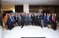 AHMET YESEVI - Bağımsızlıklarının 25. Yılında Türk Cumhuriyetleri Sempozyumu Ankara'da Gerçekleştirildi