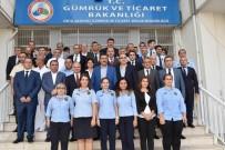 LÜTFI ELVAN - Bakan Tüfenkci Açıklaması 'Serbest Bölge Ve Limanla İlgili Sorunların Büyük Kısmını Çözdük'