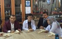 TUNCAY SONEL - Bandırma'da Mesleki Eğitim Projesi Başladı