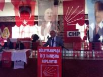 KÜRESELLEŞME - Başkan Eşkinat Süleymanpaşa Belediyesi'nin Manifestosunu Açıkladı