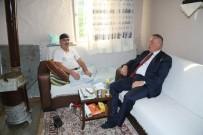 YARDIM ÇAĞRISI - Başkan Remzi Aydın, Hamdi Simra'ya Akülü Araç Hediye Etti