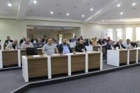 YOLCU TAŞIMACILIĞI - Belediye Meclisi Ekim Ayı Toplantısını Yaptı