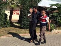 KREDI KARTı - Çaldığı Kredi Kartı İle Para Çekerken Yakalandı