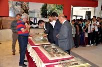 ÇETIN KıLıNÇ - Çanakkale 1915 Gezici Müzesi Sarıgöl'e Ziyarete Açıldı