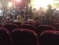CHP - CHP'nin İslam sempozyumunda koltuklar boş kaldı