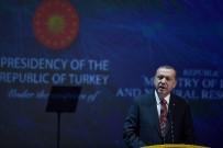 ENERJİ GÜVENLİĞİ - Cumhurbaşkanı Erdoğan Açıklaması 'Umarım Bu Duruşunuz, Bize Demokrasi Dersi Vermeye Çalışanlara Örnek Olur'
