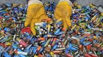 Doğaya Destek İçin7 Bin 261 Kilo Atık Pil Toplandı