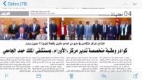 MUHAMMET GÜVEN - Erciyes Üniversitesi Bahreyn Basınında