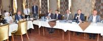 SEYFETTIN AZIZOĞLU - ETSO'dan, 'Teşvik Değerlendirme Toplantısı'na Katkı