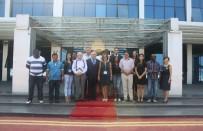 BASıN KONSEYI - GAÜ, 17'Nci WAPC Olağan Genel Kurulu'na Ev Sahipliği Yaptı