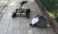 BOMBA İMHA UZMANI - Gaziantep Otogarında Şüpheli Çanta Paniği