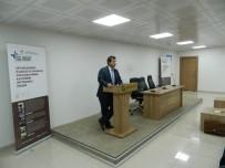 KALKINMA BAKANLIĞI - Gaziantep'te İş Güvenliği Çalıştayı