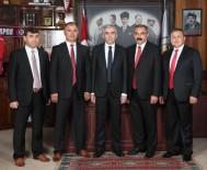 HAKKARİ ŞEMDİNLİ - GMİS Yönetim Kurulu; 'Teröre Boyun Eğmeyeceğiz'