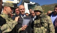 SÜLEYMAN SOYLU - İçişleri Bakanı Süleyman Soylu, Durak Karakolunda