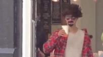 JUSTİN BİEBER - Justin Bieber'dan güldüren kamuflaj